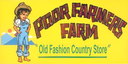 Poor Farmers Farm Logo copyrighted